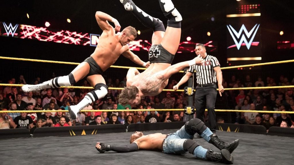 NXT (7/27/16) nxt (7/27/16) - 010 NXT 07132016ca 332 56a5eb43619be050a0c43ad056272560 1024x576 - This Week in WWE – NXT (7/27/16)