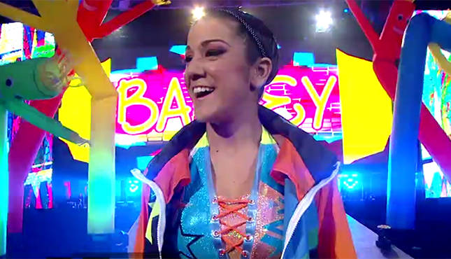 Bayley bayley - Bayley 645x370 - Bayley – The Heart & Soul of NXT