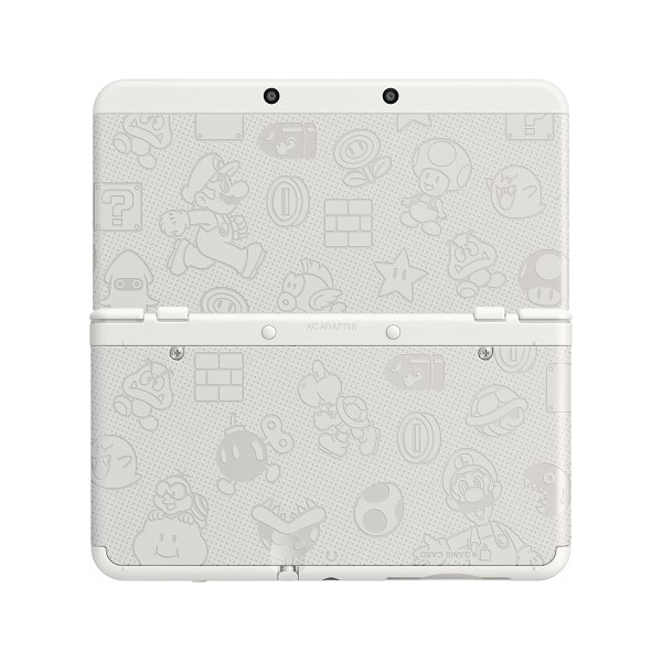 3DS Special Edition 3DS Available This Black Friday - NewNintendo3DS white system - Special Edition 3DS Available This Black Friday