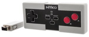 Miniboss Wireless Controller miniboss wireless controller - Miniboss 300x126 - Nyko Miniboss Wireless Controller for NES Classic Edition Now Available