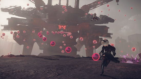Nier: Automata nier: automata - unnamed 4 - NieR: Automata Demo Now Available On PlayStation Store