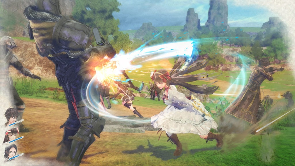 Valkyria Revolution valkyria revolution - valkyria2 1481590488 1024x576 - Valkyria Revolution Coming in 2017
