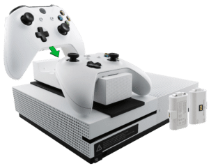 nyko - Modular Charge Station 300x238 - Nyko Debuts New Line of PSVR, Vive, and Game Console Accessories at CES 2017