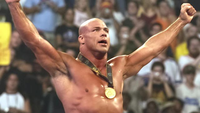 kurt angle - kurt angle - Kurt Angle to be Inducted Into WWE Hall of Fame