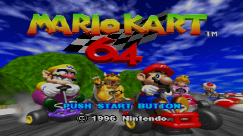 Image result for mario kart nintendo 64