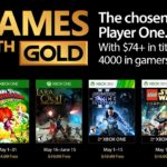 May 2017 Games With Gold