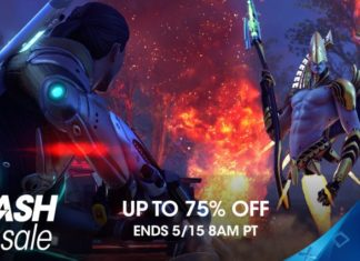 PlayStation Sci-Fi Flash Sale
