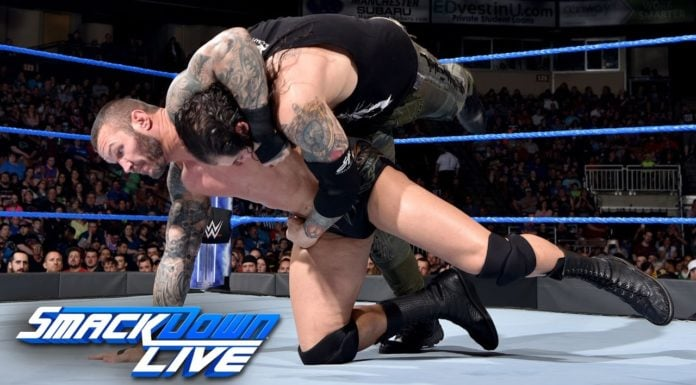 5/16/2017 WWE SmackDown Live
