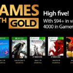 June 2017 games with gold