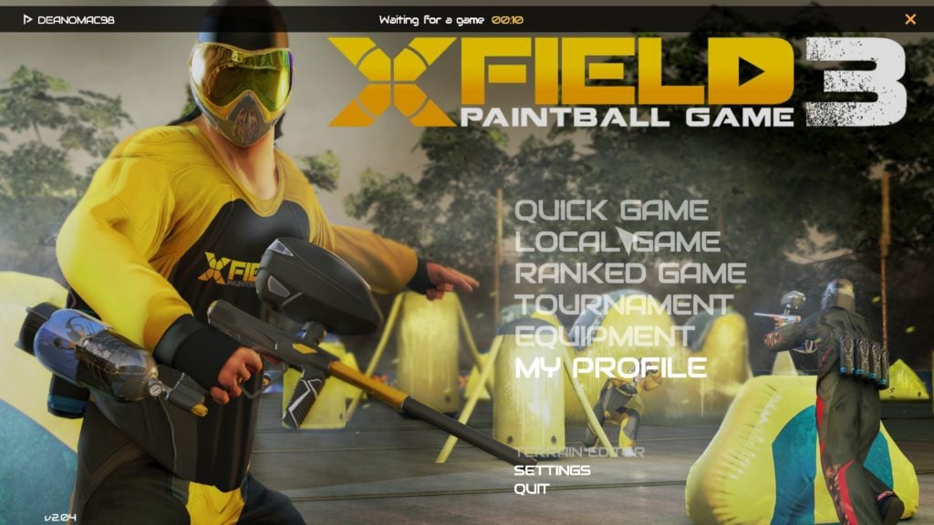 XField Paintball 3 Review