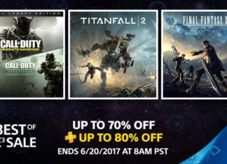 6/13/2017 PlayStation NA Store Update