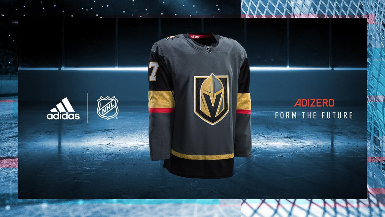 NHL Unveils New adidas