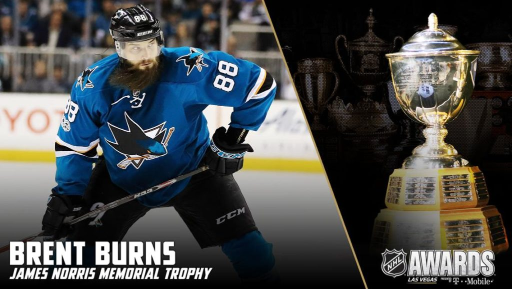 2017 NHL Awards Recap