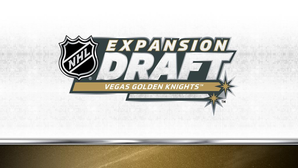 2017 NHL Expansion Draft