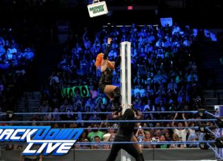 6/27/2017 WWE SmackDown Live