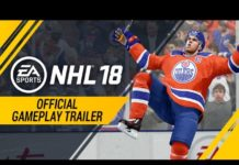 NHL 18 Gameplay Trailer