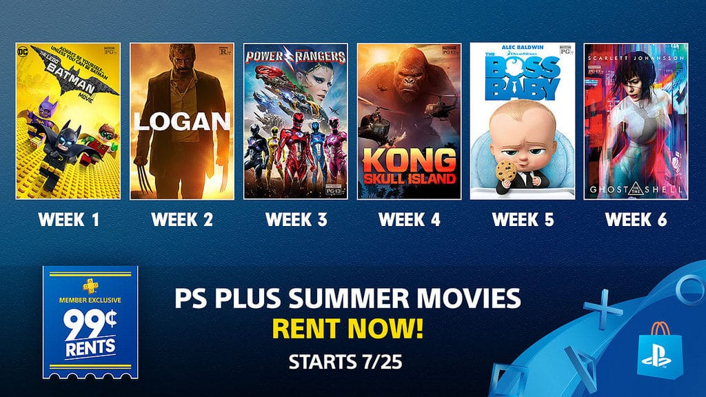 August 2017 PlayStation Plus Free Games