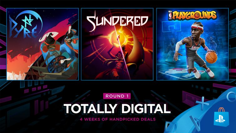Totally Digital Sale Week 1