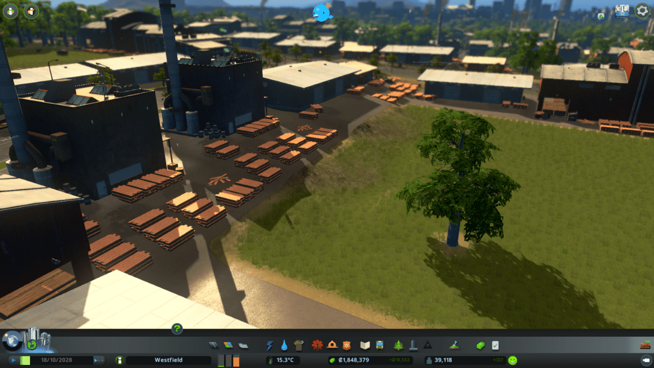 cities skylines how to use forestry