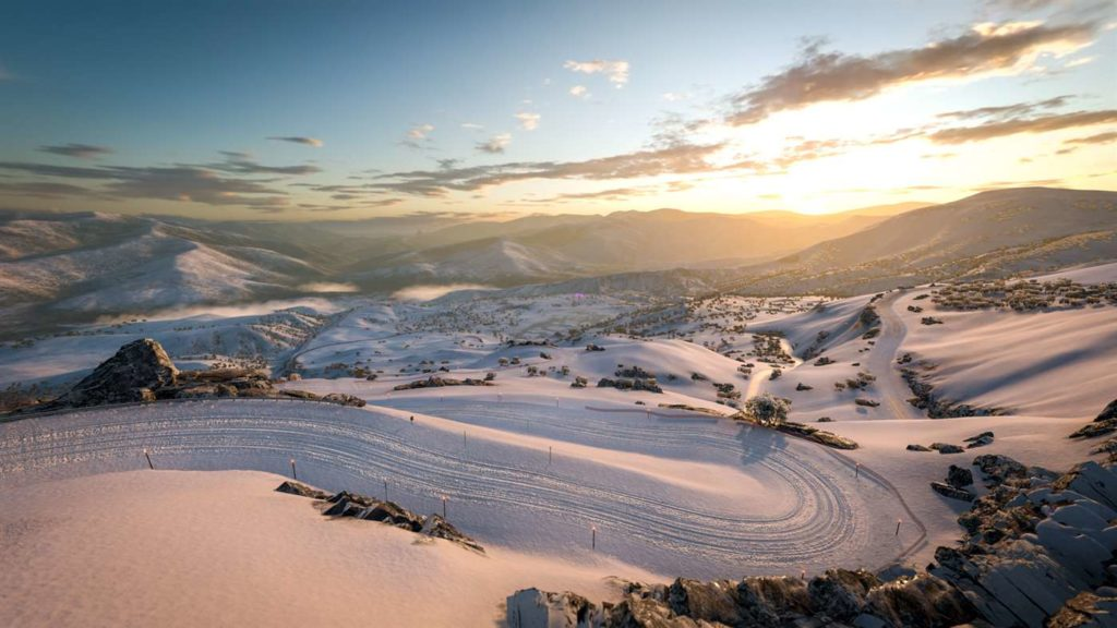 Forza Horizon 3 Blizzard Mountain Review