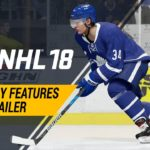 NHL 18 Gameplay Features
