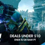 August 2017 PlayStation Store Flash Sale