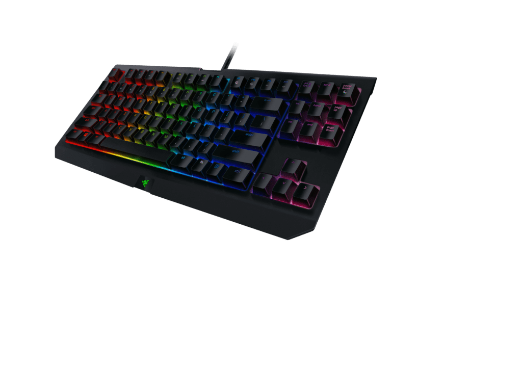 BlackWidow Tournament Edition Chroma V2 Keyboard