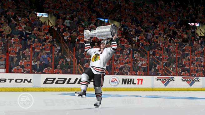NHL 11 Review