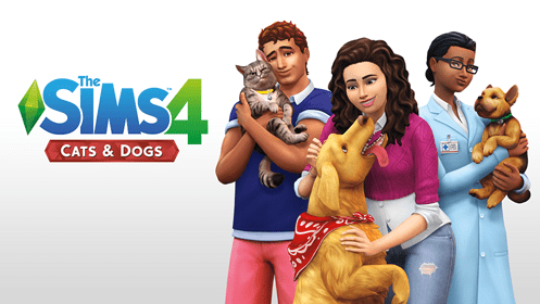 The Sims 4 Cats & Dogs Expansion Pack