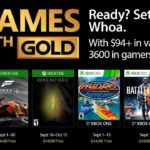 September 2017 Xbox Games With Gold