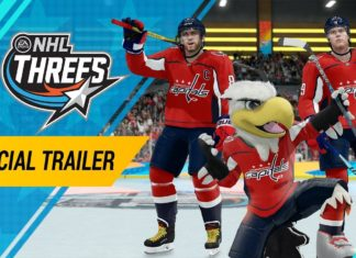 nhl 18 threes gameplay trailer
