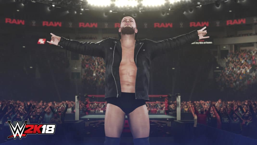 WWE 2K18 Coming to PC