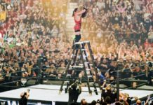 The History of the Ladder Match in WWE