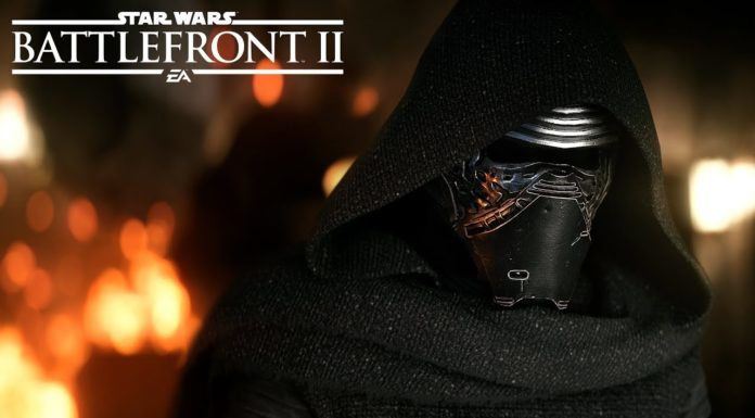 This is Star Wars Battlefront II Trailer