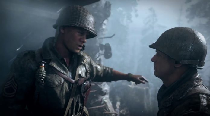 Call of Duty WWII Story Trailer