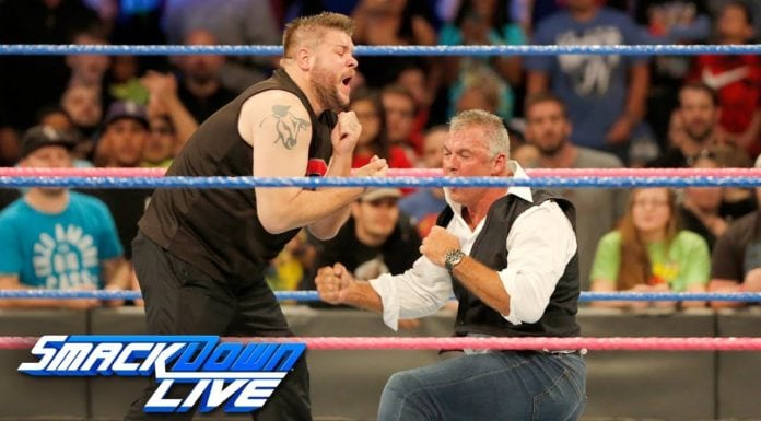 10/3/2017 WWE SmackDown Live