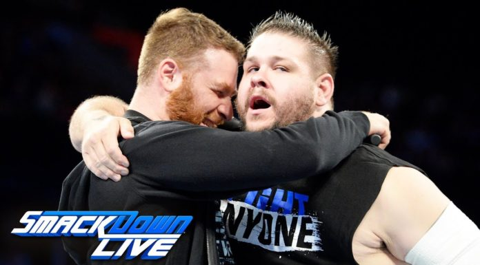 10/10/2017 WWE SmackDown Live