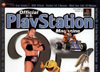 Official US PlaySation Magazine July 1999