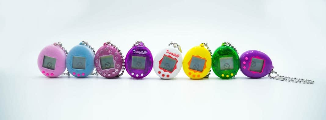 Mini Tamagotchi