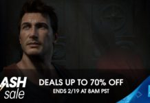 PlayStation Store February 2018 Flash Sale