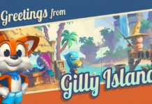 Gilly Island DLC Review