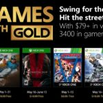 May 2018 Xbox Games With Gold