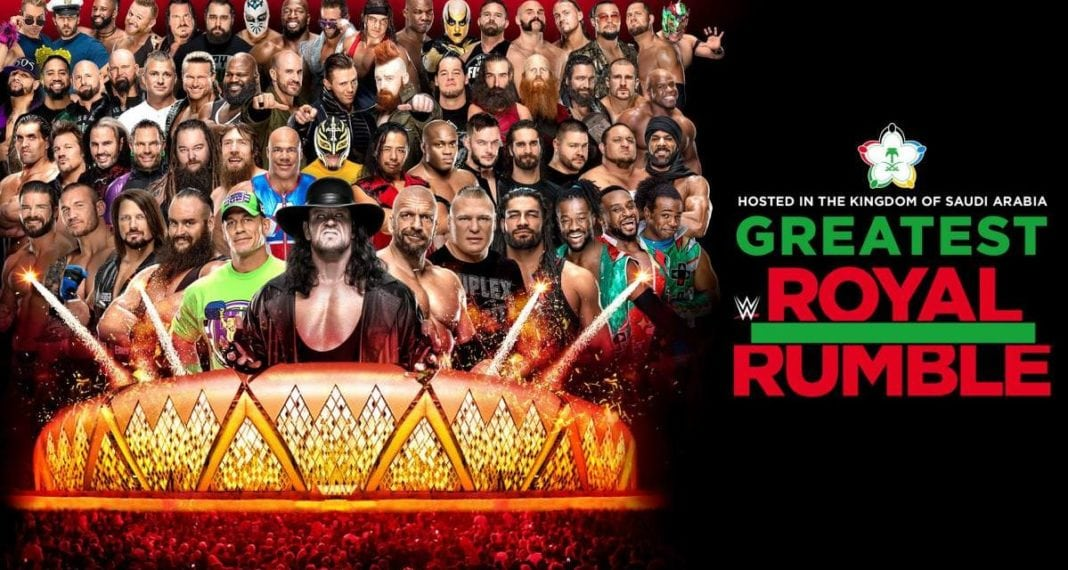 WWE Greatest Royal Rumble Video Review
