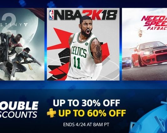 Double Discounts for PS Plus