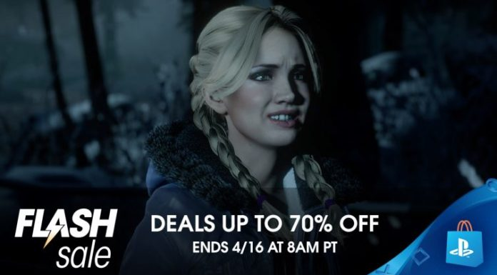April 2018 PlayStation Store Flash Sale