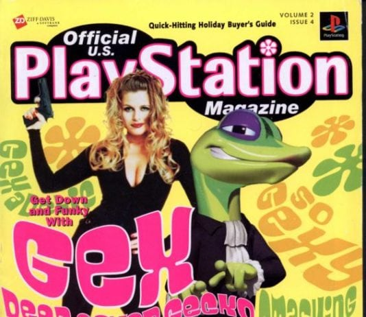 official us playstation magazine find your inner geek