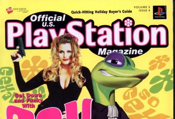 Official US PlayStation Magazine January 1999