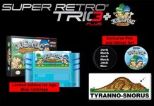 super retro trio plus