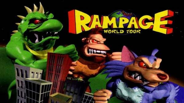 Rampage World Tour Review Find Your Inner Geek