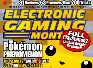 Electronic Gaming Monthly #124